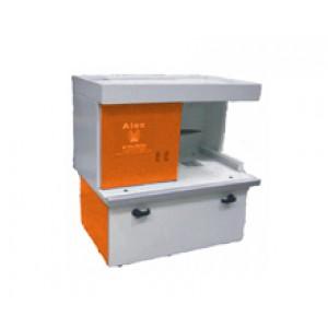 Шлифовальный станок одноместный 605х420х535 см