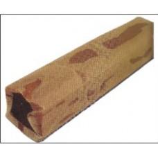 Паста полировальная коричневая мягкая 1 кг