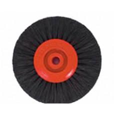 Щётка UTG красная волосяная на пластик 80 мм