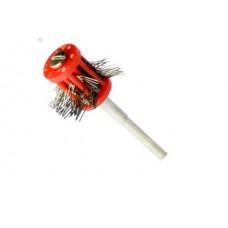 Крацовка-матовка 10х16х12 (0,2 мм) красная