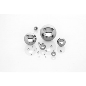 Галтовочные тела шар диаметр 1 мм