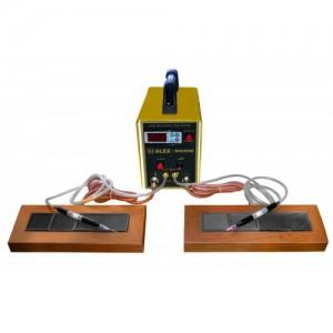 Аппарат ALEX для закрепки камня в восковой модели (2 рабочих места)