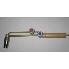 Горелка бензиновая с регулируемым фоном ГБ-25