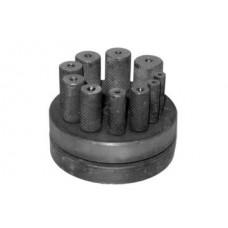 Вырубка дисков 4-20 мм (17 разм)