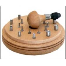 Обжимки для кастов (2-9 мм 16 шт.)