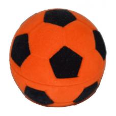 """1415 Футляр """"мячик"""" оранжевый универсальная прорезь"""