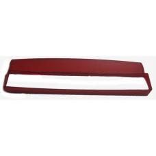 1712 Пенал для браслета красный (пластиковый)