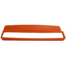 1714 Пенал для браслета оранжевый (пластиковый)