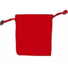 1804-1 Мешок красный 6х8 см