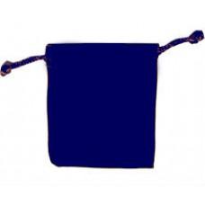 1804-3 Мешок синий 6х8 см