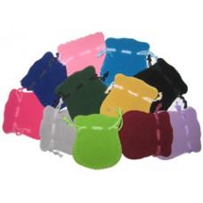 1806 Мешок разноцветный 6х7 см